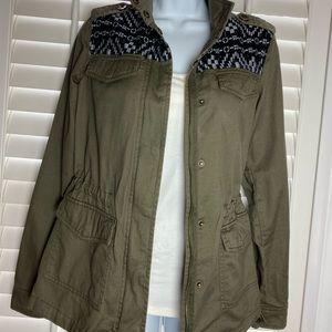 Mudd embroidered jacket